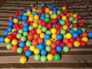 Ball pit replacement balls