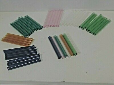 Color 12mm X 2 Mm Thickness 8-od Glass Blowing Tube Pyrex