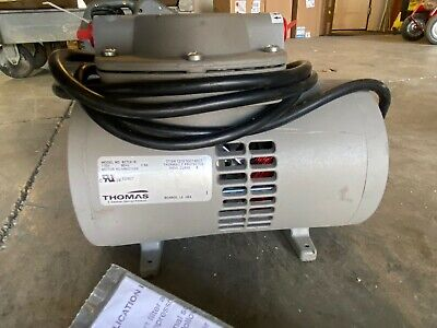 Thomas 927ca18 Compressorvacuum Pump60 Hz115v 1522