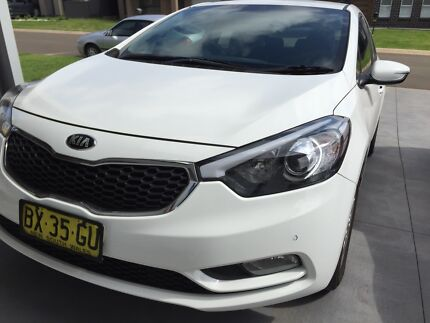 KIA CERATO S YD MY14 newest model - Excellent condition Sydney City Inner Sydney Preview