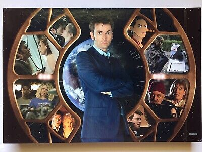 Doctor Who: The Complete David Tennant Years- 26 DVDs (2011) Collector's box set