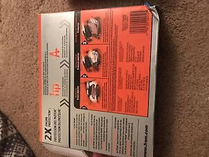 Fram extra guard 2x engine protection air filter
