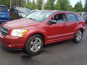 2007 Dodge Caliber ALL WHEEL DRIVE SAFTIED R/T