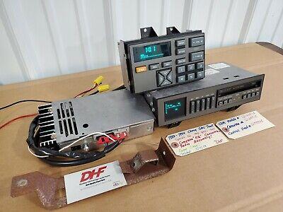 88 89 90 91 92 93 94 Chevy GMC Truck Suburban Tahoe Yukon Stock Radio Stereo EQ