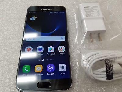 Samsung Galaxy S7 G930A 32GB 4G LTE Black Onyx (Unlocked) Smartphone N/O