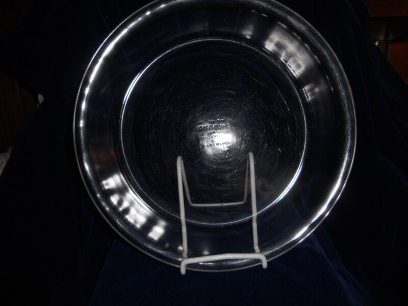 "Pyrex!  Vintage 10"" Deep Dish  Pie Plate/Pan"