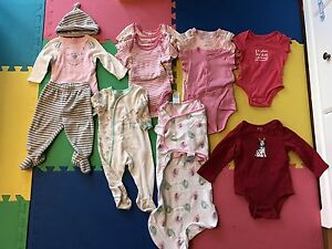 9M baby clothes 30$ for all