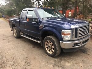 Parting out 2009 ford  f250 f350 f450 f550