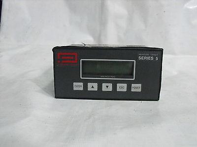 Panametrics Mts5-331-10 Digital Hygrometer Series 5 Moisture Target