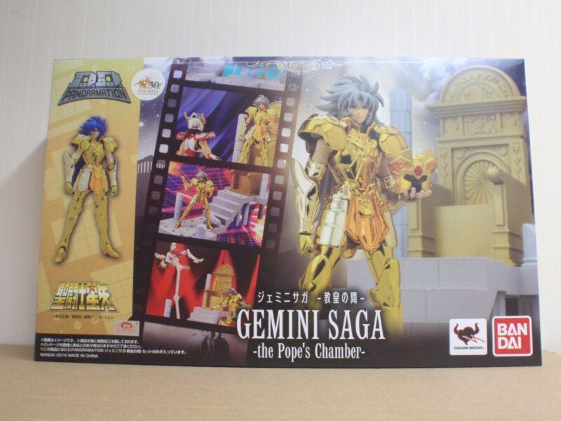 PANORAMATION Saint Seiya Gemini Saga the Pope/'s Chamber Bandai D.D