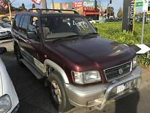 2000 Holden Jackaroo Wagon REG & RWC Oakleigh East Monash Area Preview