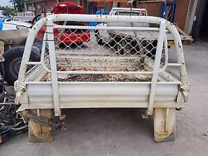 Toyota hilux nissan mazda ford landcruiser dual cab tray Guildford Parramatta Area Preview