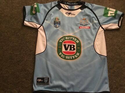 NSW state of origin jersey