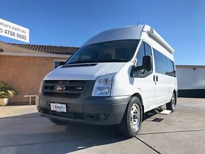 KEA FREEDOM FORD TRANSIT MOTORHOME - ONLY 51,673KMS...