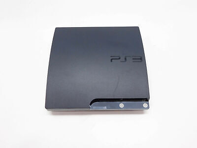 Sony PlayStation 3 Slim 120 GB Charcoal Black CECH-2101A* Console Only * #2