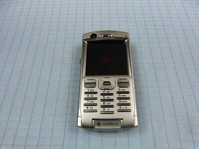Original Sony Ericsson P990i Premium Silver! Neu! Ohne Simlock! RAR! Sehr selten - P990 Usb