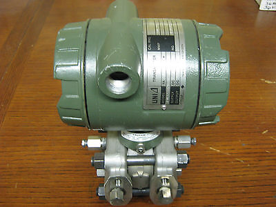Yokogawa Uni-mark Ii Differential Transmitter Ya11f-sms3b New