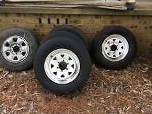 16inch Sunraysia/ cooper tyres Salt Ash Port Stephens Area Preview