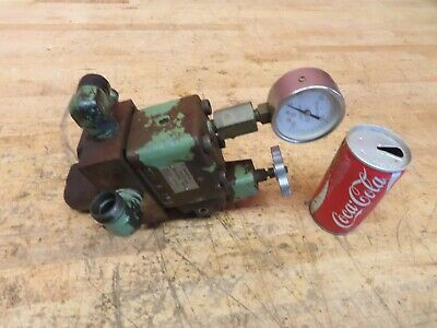 Good Used Daikin Hydraulic Pressure Relief Reducing Valve Model Sgr-g03-1-110