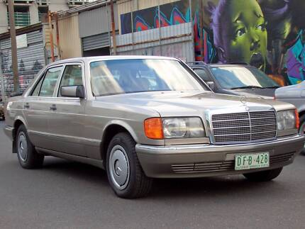 1986 Mercedes-Benz 300SE ***  LOW KMS *** GREAT VALUE $8,990 ***