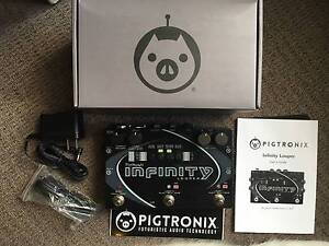 Pigtronix Infinity Looper Mount Annan Camden Area Preview