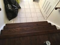 Contact for your flooring stairs and painting needs