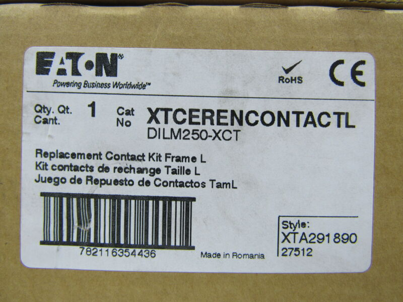 Eaton NSB XTCERENCONTACTL Contact Accy