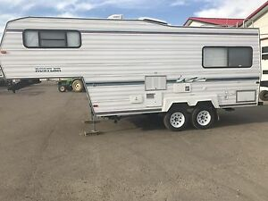 1997 travelaire rustler rw220. Exc. condition