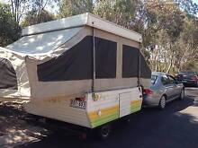Jayco Dove Wind Up Camper Trailer Kilmore Mitchell Area Preview