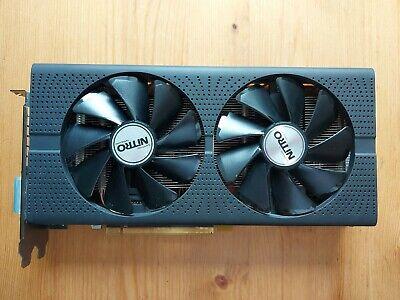AMD Sapphire Radeon RX 470 OC Nitro+ 4GB