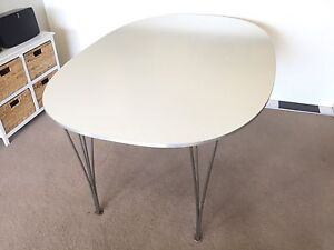 Piet Hein Superelipse Table from Fritz Hansen Manly Vale Manly Area Preview