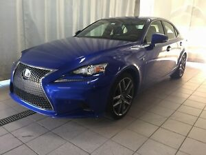 2015 Lexus IS 350 AWD F SPORT 3