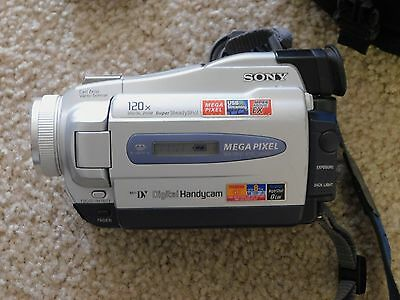SONY DCR TRV27 Digital Video Camera Recorder - Mini DV Handycam (Camcorder)
