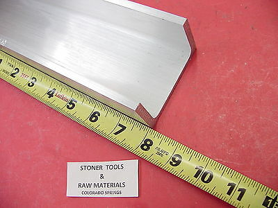 3x 1.75 Aluminum Channel 6061 X .26 Flang 8 Long T6 .13 Web Mill Stock