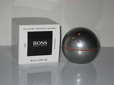 Hugo Boss Boss In Motion Men 3.0 Oz/90 Ml Eau De Toilette Spray READ LISTING
