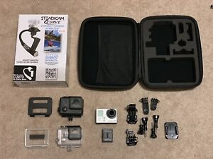 GoPro with Accessories