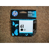 NEW HP GENUINE 61 CH561WN#140 Ink Cartridge BlacK,Exp June 2019 up, FAST SHIP