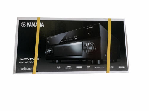 Yamaha AVENTAGE RX-A2080 9.2-Channel Network A/V Home Theater Receiver