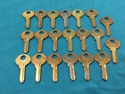 Master brand Padlock Key Blanks, Set of 20 - Locksmith