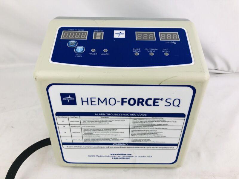 Medline Hemo-Force Intermittent DVT Pump SQ