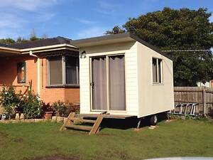 COSY ONE BEDROOM PORTABLE CABIN for LONG OR SHORT TERM HIRE Melbourne CBD Melbourne City Preview