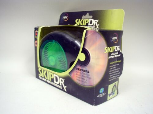 SkipDr DVD and CD Manual Disc Repair System #10108 MIB by Digital Innovations