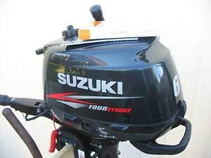 SUZUKI OUTBOARD MOTOR Goolwa Beach Alexandrina Area Preview