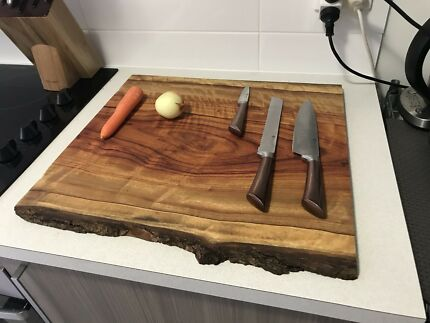 Chopping boards - camphor laurel