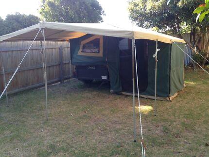 Camper trailer (6x4)