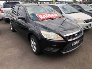 2009 Ford Focus Sedan Maidstone Maribyrnong Area Preview