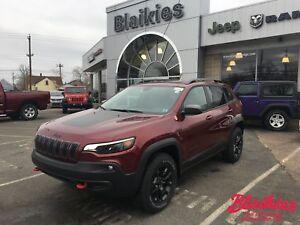 2019 Jeep Cherokee T Trailhawk