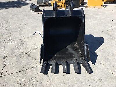 New 36 Case 9010 Heavy Duty Excavator Bucket W Coupler Pins