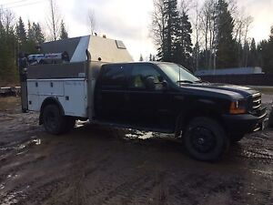Service truck for sale  Prince George British Columbia image 2