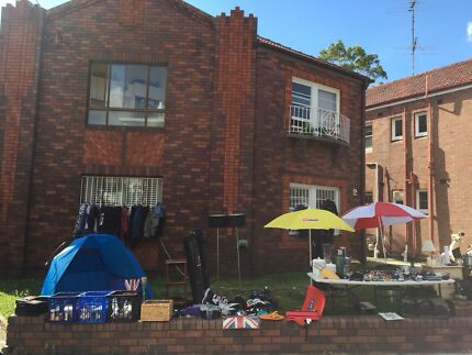 Garage Sale - 2 Glenwood Avenue Coogee 2034
